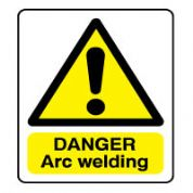 Warn107 - Danger Arc Welding